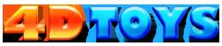4D Toys Logo